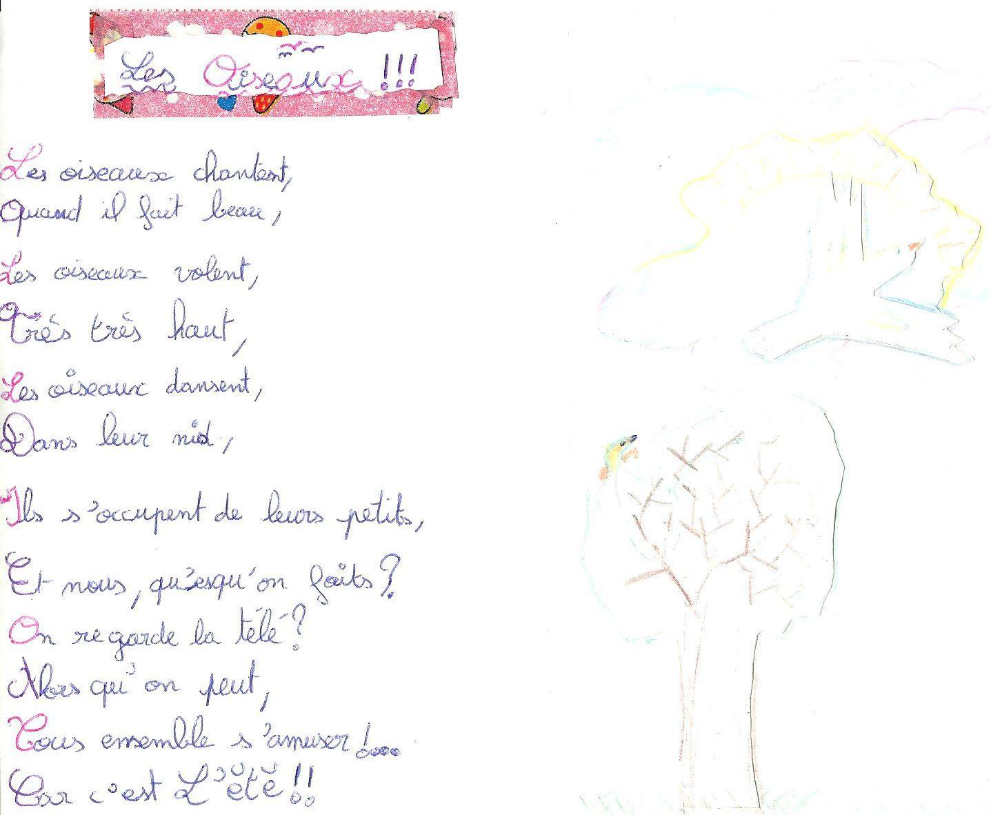 Hervorragend Le poème de l'été – LES MEDIAS AU QUOTIDIEN… Parents, enfants, écrans… MC74