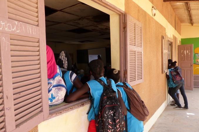 Collège CEM 19 Dakar photo 3